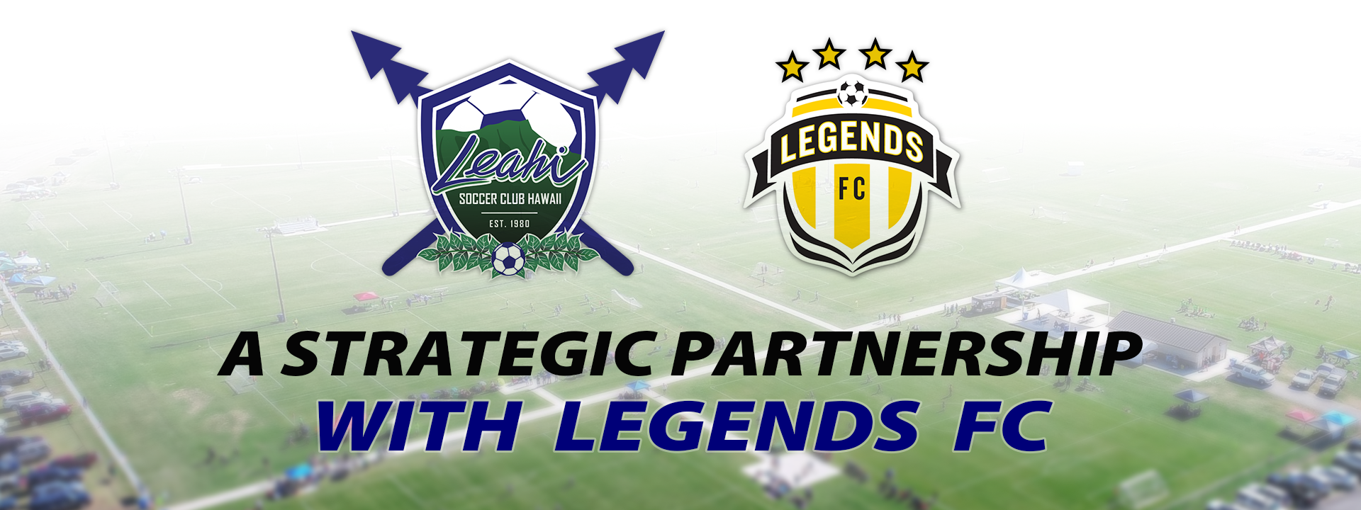 Leahi Partners With Legends FC